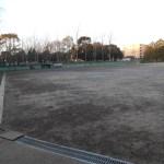 松葉第一近隣公園(野球場)