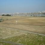 江戸川河川敷緑地グラウンド