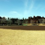 日向の森野球場