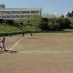 さんぶの森野球場