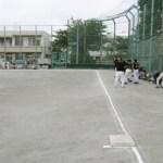 保木間公園野球場