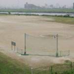 江北橋緑地左岸(野球場/球技場)