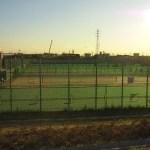 東金町運動場(テニスコート/野球場/多目的広場)