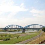 多摩川丸子橋緑地(少年野球場)
