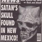 tabloid headline