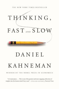 kahneman thinking fast slow
