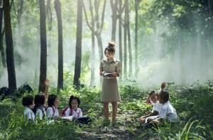 children, teacher, burden of proof, beliefs