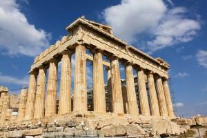 ancient, Parthenon, Bible