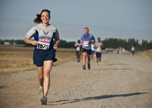 marathon, social media