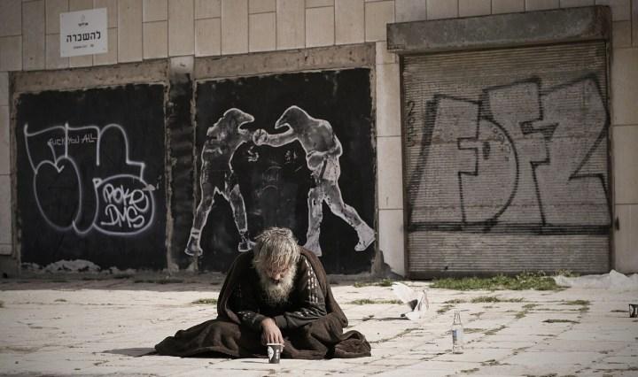 negativity, homeless, suffering