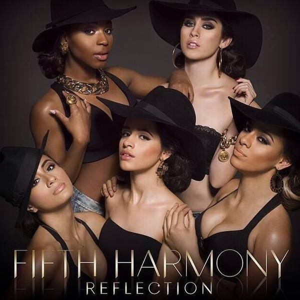 fifth harmony reflection album cover