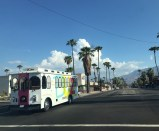 Catch a ride on the Palm Springs Trolley!