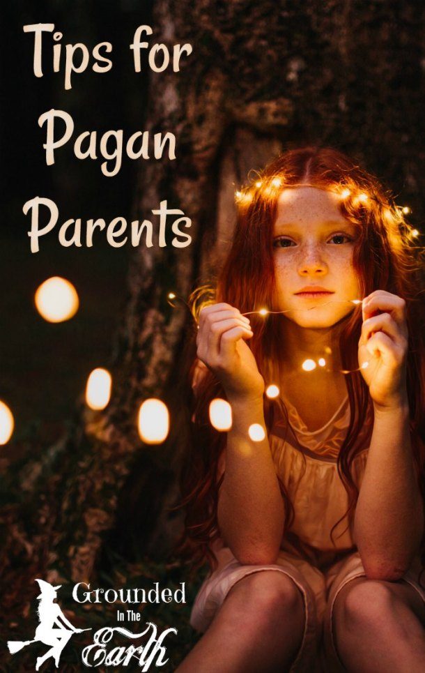Tips for pagan parents