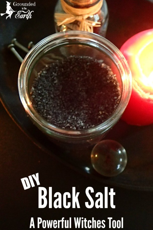 Back salt is a powerful tool for protection, uncrossing, and even crossing. This DIY black salt is easy and makes a great tool for ridding negative energy in your life.