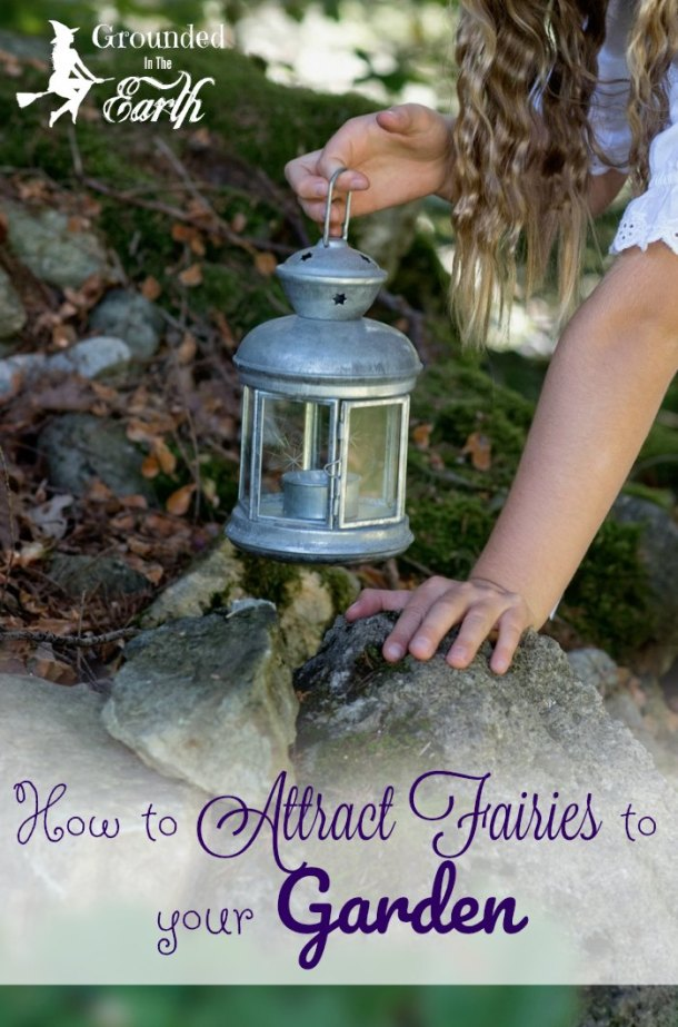 How to attract fairies to your garden with these simple tips.