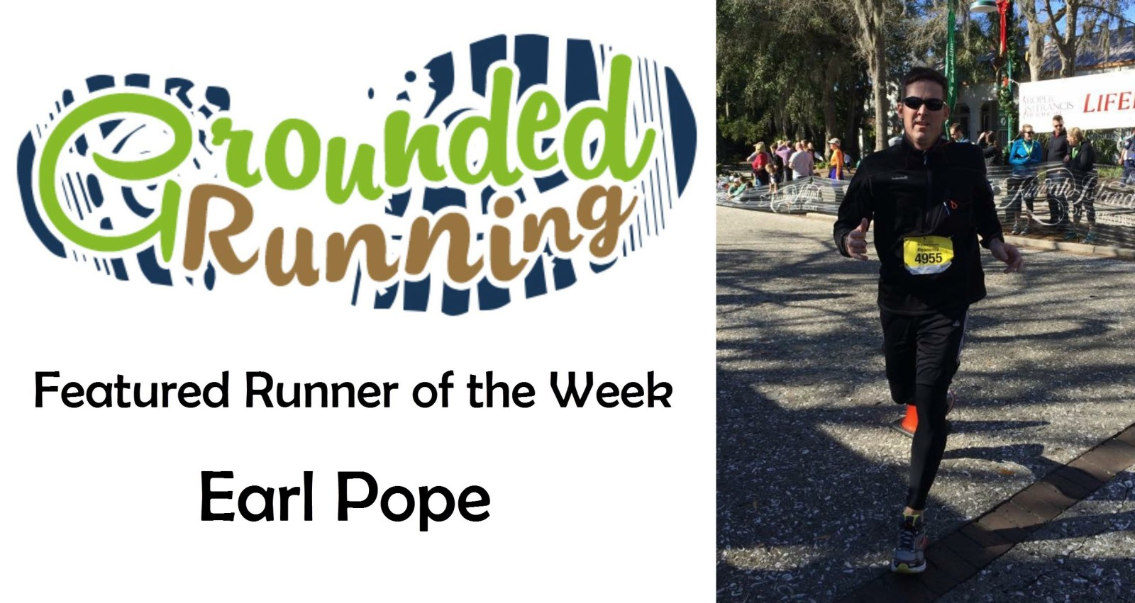 Earl Pope - Featured Runner of the Week