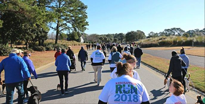 2018 Habitat for Humanity Resolution Run 5k