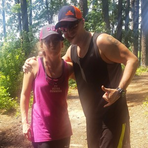 Jesse and Paige Ausec - Featured Runner of the Week