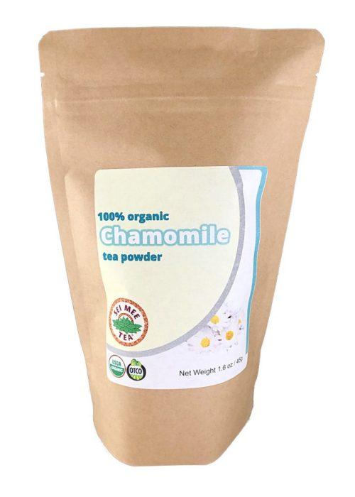 Organic Chamomile Tea Powder