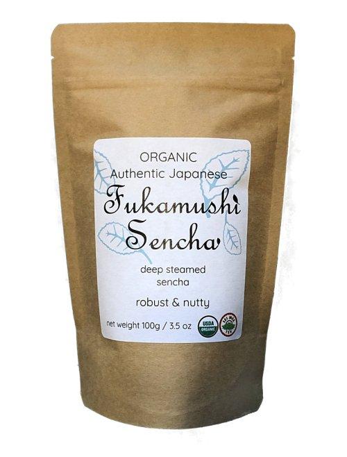 Organic Fukamushi Sencha
