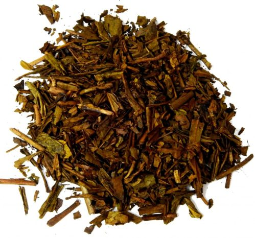 organic hojicha tea