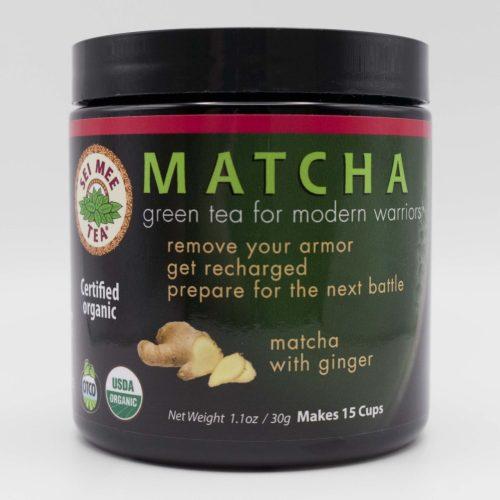 Matcha Ginger 30g