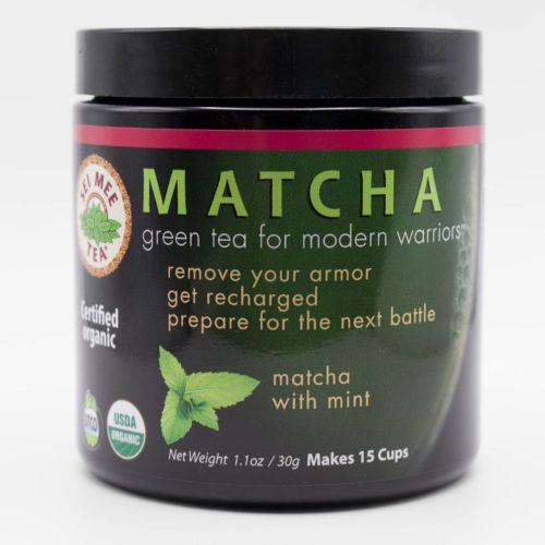 Matcha Mint 30g Front