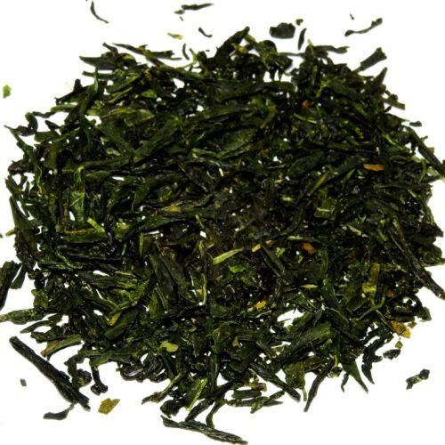 organic uji gyokuro tea