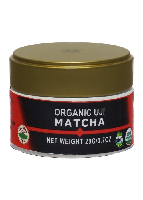 Highest Grade Ceremonial Matcha, Organic - 20g