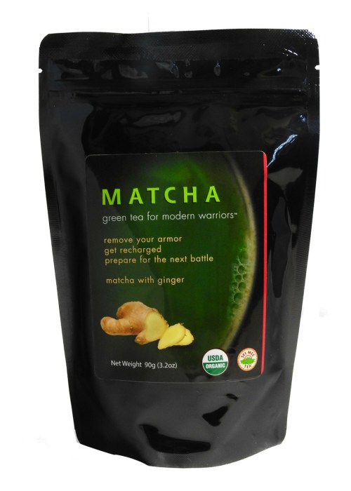 Matcha Ginger, Organic - 90g
