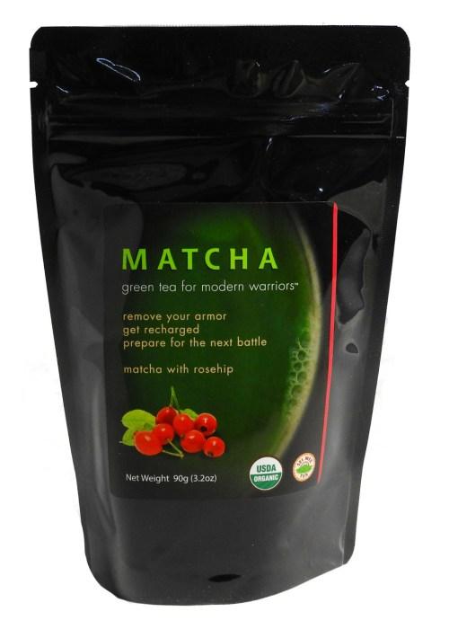 Matcha Rosehip, Organic - 90g