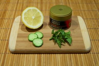 matcha julep ingredients