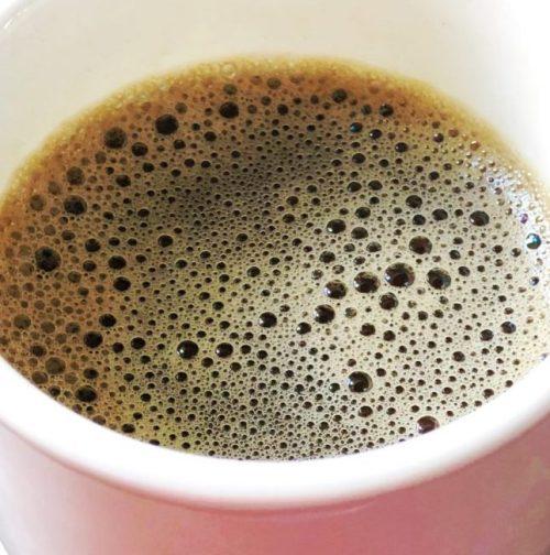 hojicha powder tea
