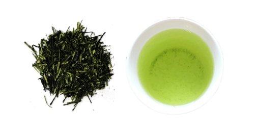 organic karigane tea