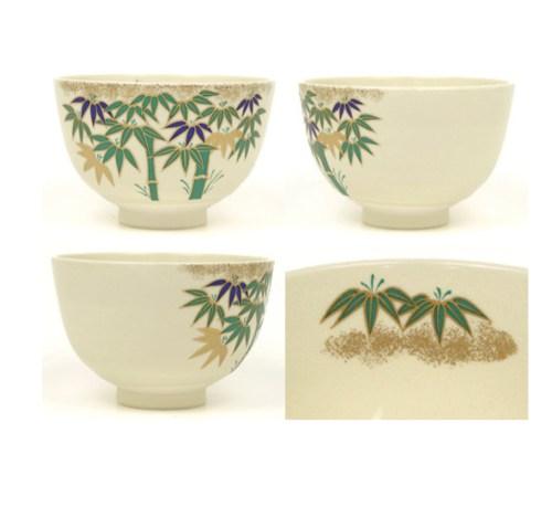 bamboo tea bowl sides
