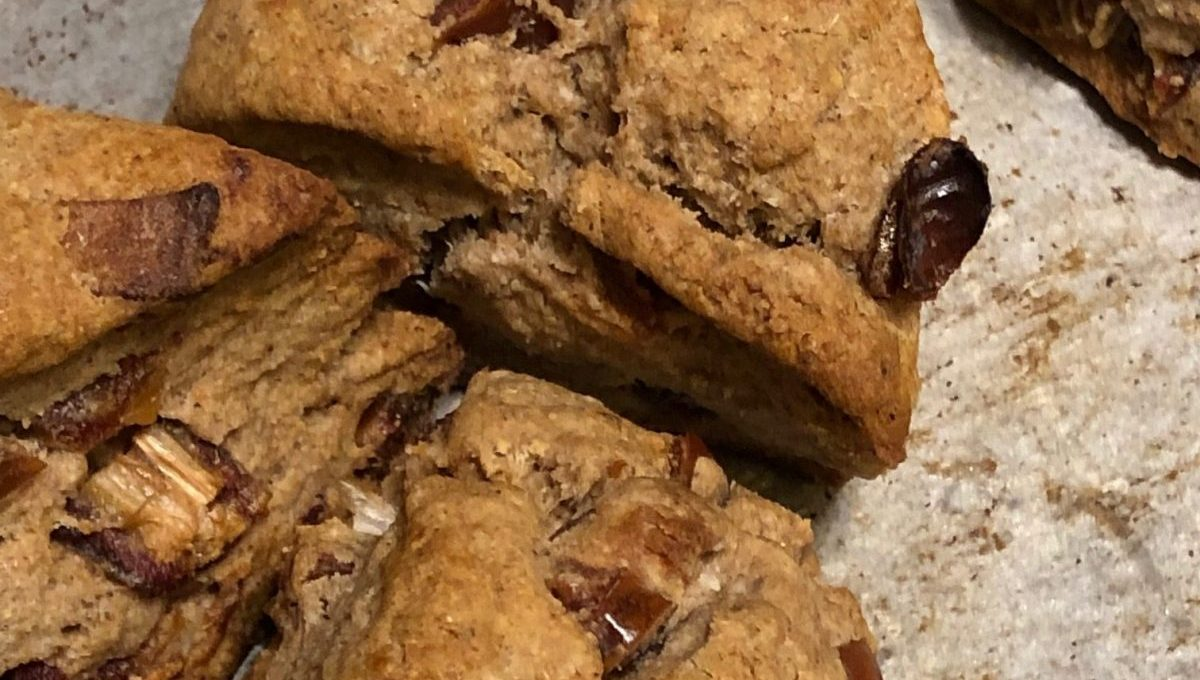 Wholesome Acai Scones