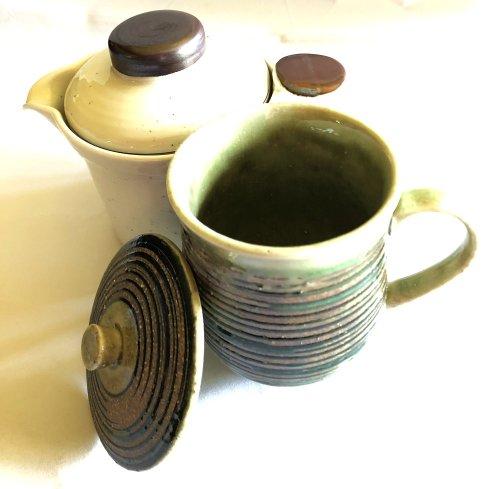 teapot size