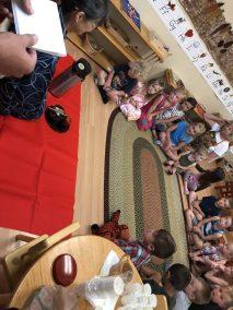 Tea Ceremony for Montessori School 2