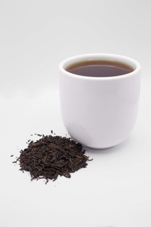 Japanese Oolong Cup of Tea