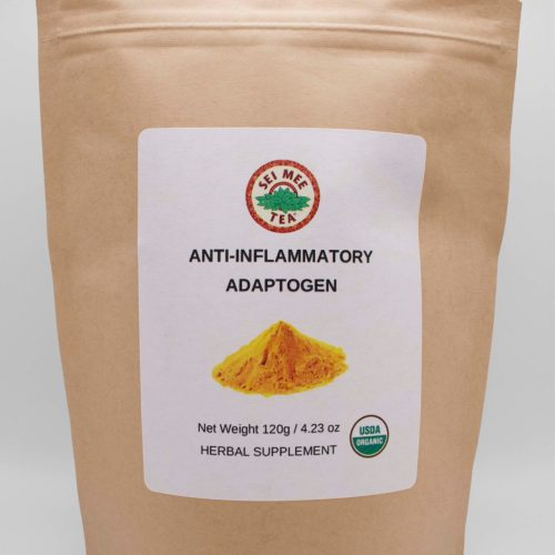 Anti Inflammatory Adaptogen Pouch front view