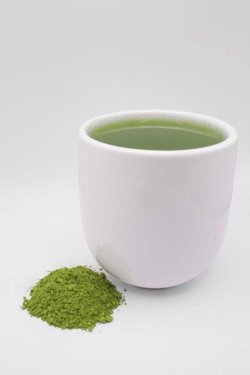Cup of Organic Matcha SAE