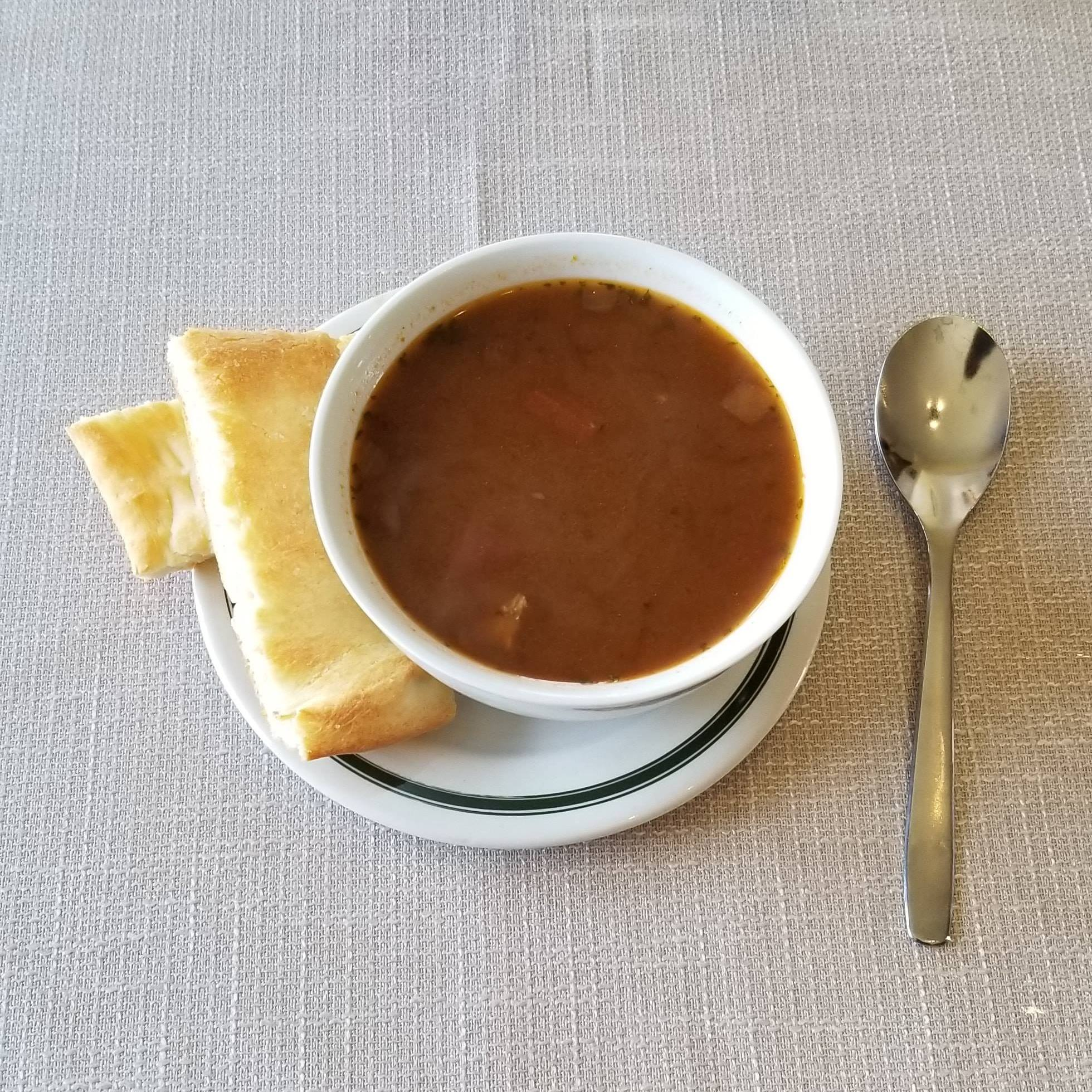 Homemade Soups Available Daily