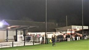 Northallerton Town's Ainderby Road ground.