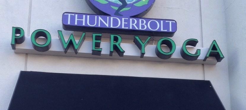 Studio Review: Thunderbolt Power Yoga