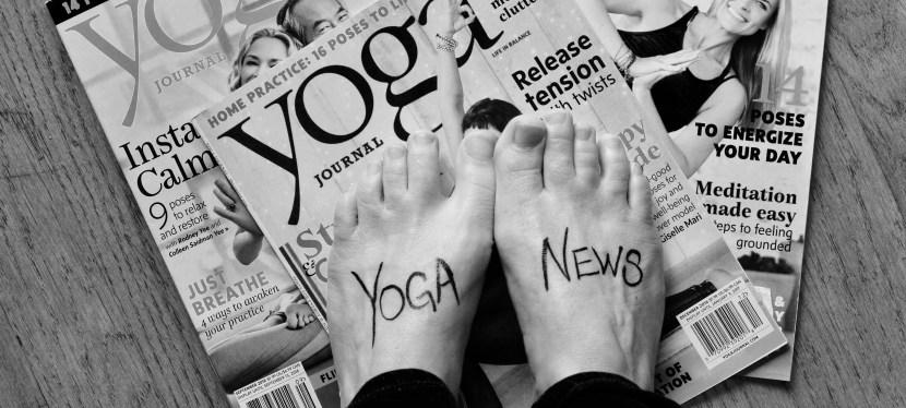 This Week In Yoga News