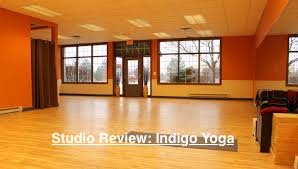 Studio Review–Indigo Yoga