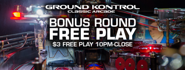 Bonus Round Free Play - Thursday 6/23