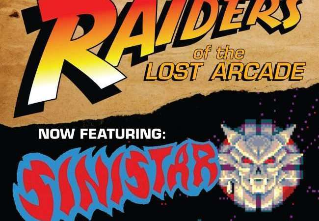 Image for Raiders of the Lost Arcade: Sinistar