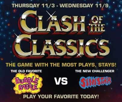 Clash of the Classics