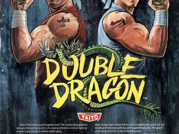 Image for Raiders of the Lost Arcade: Double Dragon